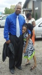 Bro. Larry & daughter