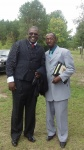Bro. Smiley & Bro. Chisholm