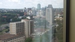 Veiw of downtown Harare, Zimbabwe from (Day 4-8)